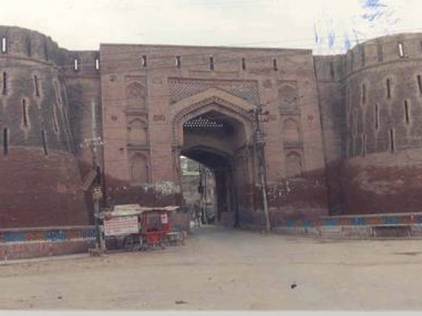 Hisar photos, Barsi Gate - Majestic Gate