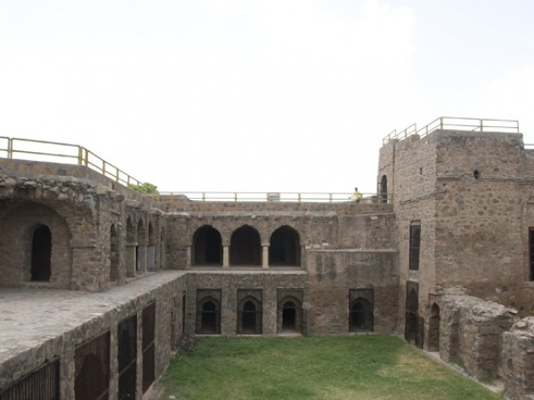 Hisar photos, Firoz Shah Palace Complex - Fort