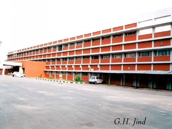 Jind photos, Government Hospital