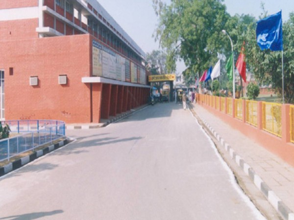 Jind photos, Side View