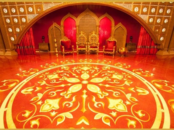 Gurgaon photos, Kingdom of Dreams - Artistic Decoration