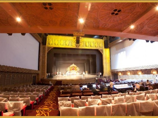 Gurgaon photos, Kingdom of Dreams - Auditorium