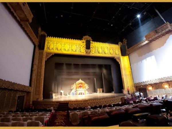 Gurgaon photos, Kingdom of Dreams - Close view of Auditorium