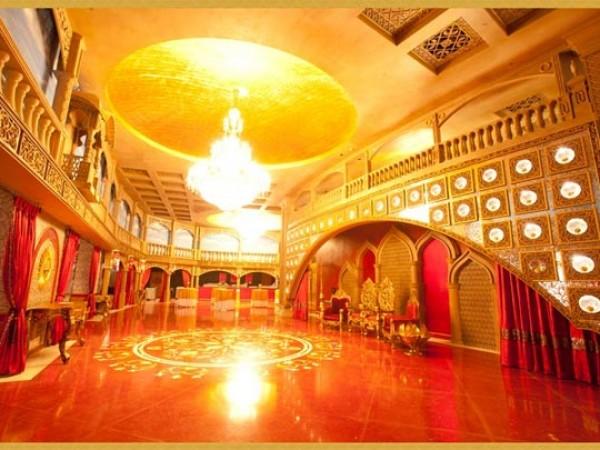 Gurgaon photos, Kingdom of Dreams - Decorative Arch