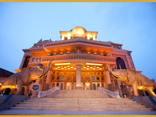 Gurgaon photos, Kingdom of Dreams - Grand Entrance