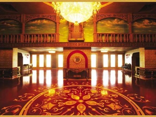 குர்கான் புகைப்படங்கள் - கனவுகளின் இராச்சியம் - அற்புதமான அலங்காரம்