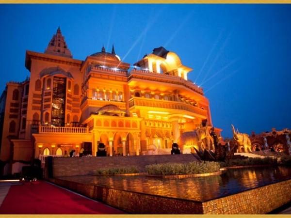 Gurgaon photos, Kingdom of Dreams - Pool View