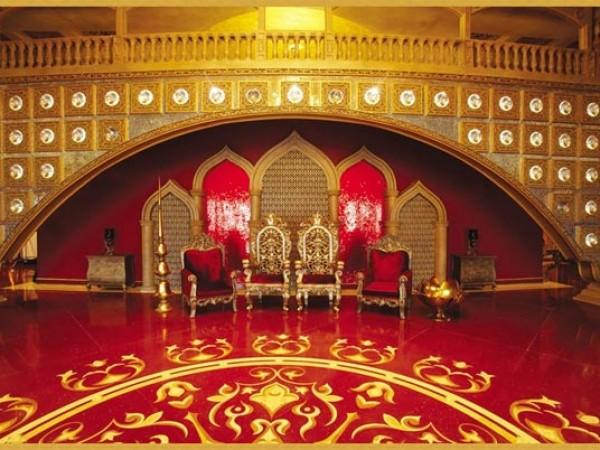 Gurgaon photos, Kingdom of Dreams - Royal Seat