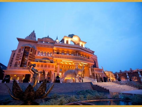 Gurgaon photos, Kingdom of Dreams - Side View of Entrance