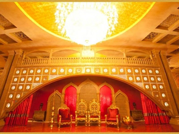 Gurgaon photos, Kingdom of Dreams - Well Lit Interior