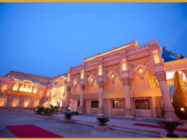 Gurgaon photos, Kingdom of Dreams - Architecture
