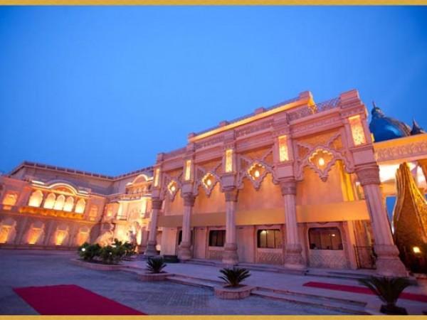 Gurgaon photos, Kingdom of Dreams - Architecture