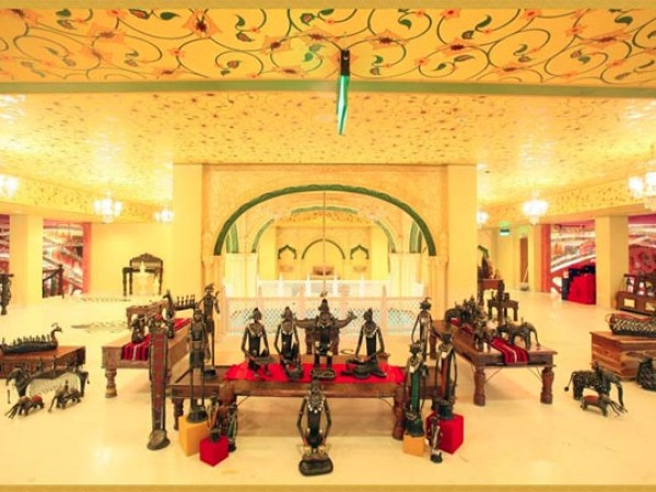 Gurgaon photos, Kingdom of Dreams - Artefact