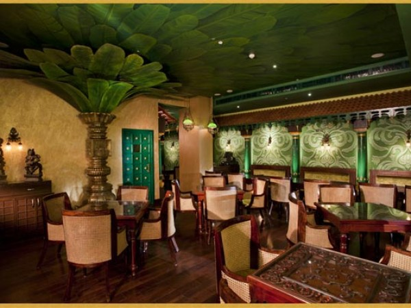 Gurgaon photos, Kingdom of Dreams - Banana Leaf
