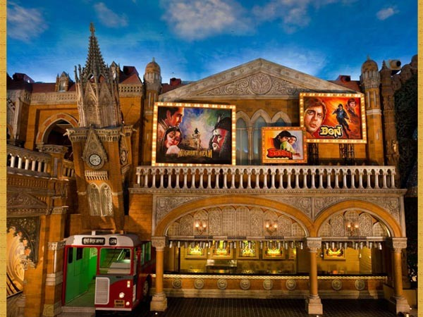 Gurgaon photos, Kingdom of Dreams - Bollywood
