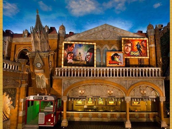 Gurgaon photos, Kingdom of Dreams - Bollywood