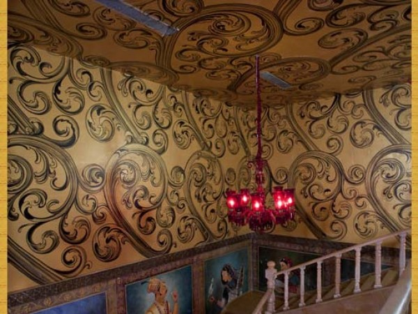 Gurgaon photos, Kingdom of Dreams - Chandelier