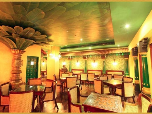 Gurgaon photos, Kingdom of Dreams - Empty Restaurant
