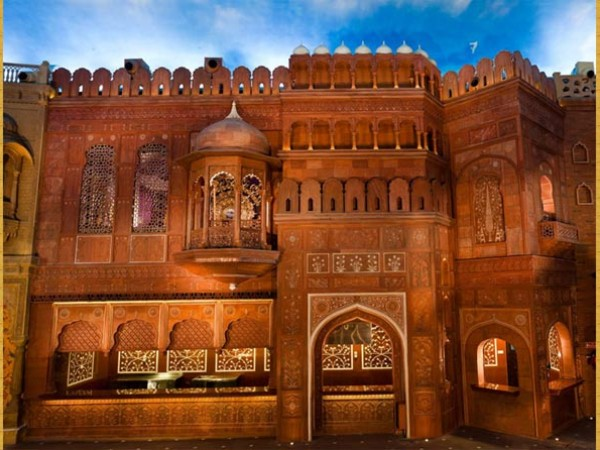 Gurgaon photos, Kingdom of Dreams - Fort