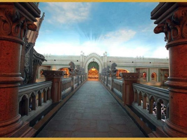 Gurgaon photos, Kingdom of Dreams - Getway