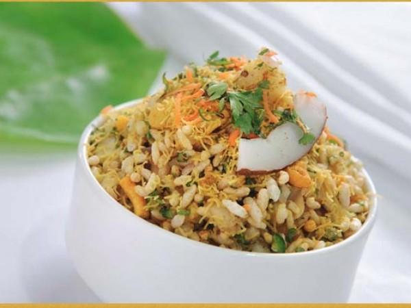 Gurgaon photos, Kingdom of Dreams - Puffed Rice