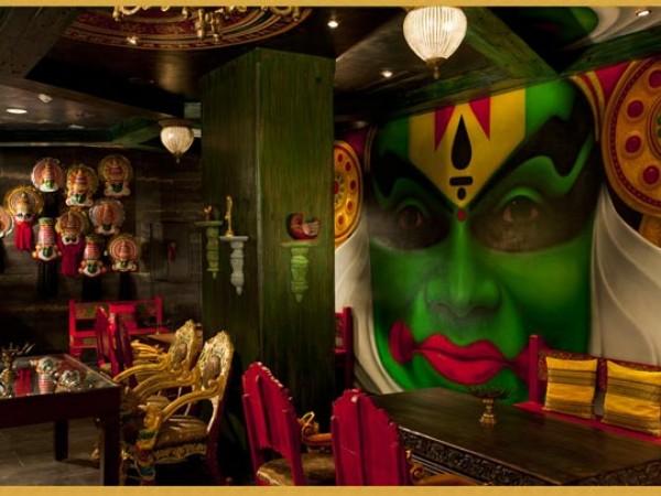 Gurgaon photos, Kingdom of Dreams - Kathakali