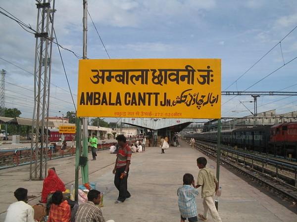 Ambala photos, Ambala Cantt