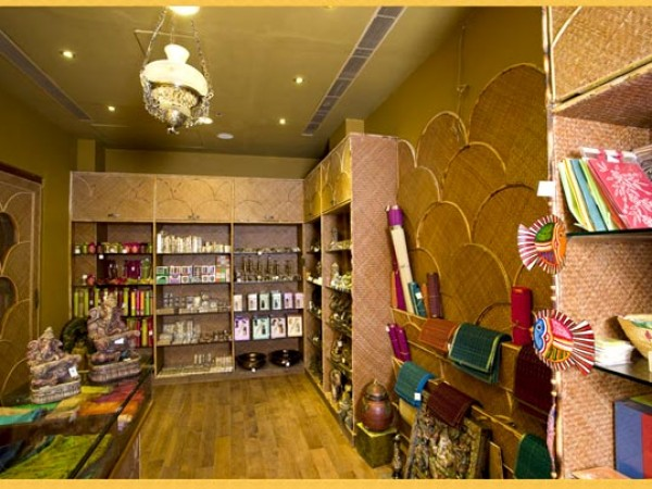 Gurgaon photos, Kingdom of Dreams - Paper Works