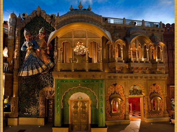 Gurgaon photos, Kingdom of Dreams - Puppets