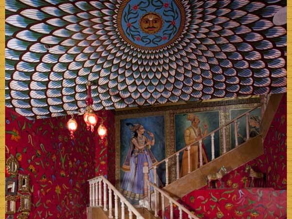 குர்கான் புகைப்படங்கள் - கனவுகளின் இராச்சியம் - அற்புத அலங்காரம்
