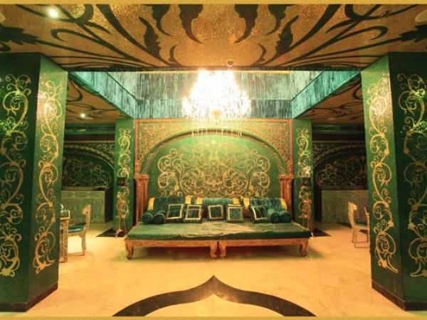 Gurgaon photos, Kingdom of Dreams - Shades of Green