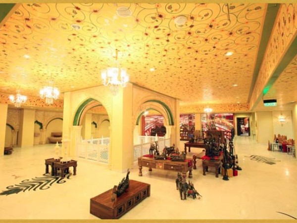 Gurgaon photos, Kingdom of Dreams - Side View