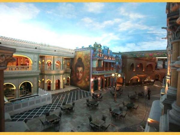 Gurgaon photos, Kingdom of Dreams - Splendid Capture
