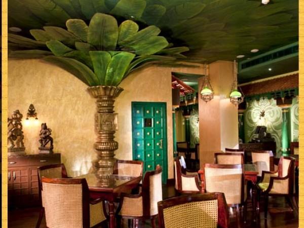 Gurgaon photos, Kingdom of Dreams - Table