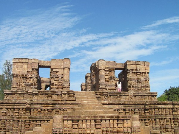 Konark photos, Sun Temple - Huge Structure