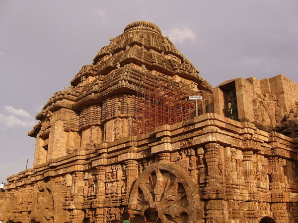 Konark photos, Sun Temple - Magnificient Shining Structure