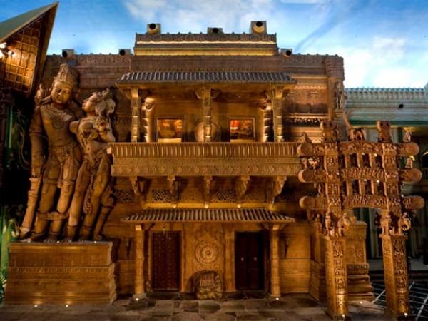 Gurgaon photos, Kingdom of Dreams - Temple