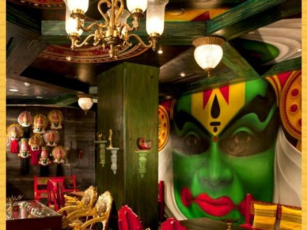 Gurgaon photos, Kingdom of Dreams - Wooden Floor