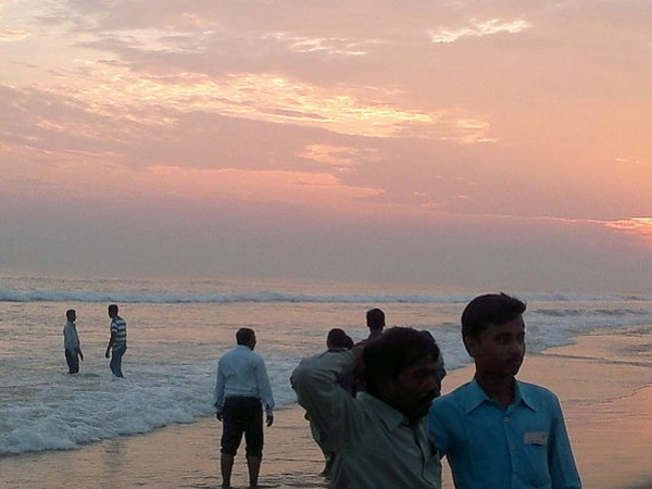 Konark photos, Chandrabhaga Sea Beach - View of the beach
