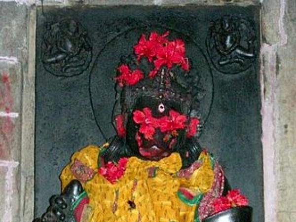 Konark photos, Chaurasi - Idol Chaurasi Varahi idol