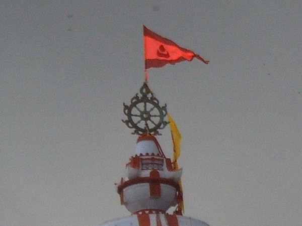 Puri photos, Jagannath Temple - A Chakra