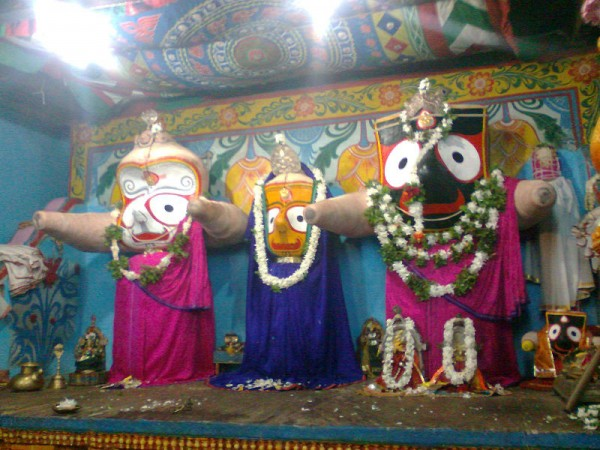 Puri photos, Jagannath Temple - Nayagarh Temple