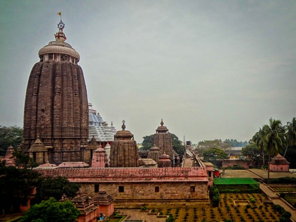Puri photos, Jagannath Temple - The Beautiful Temple