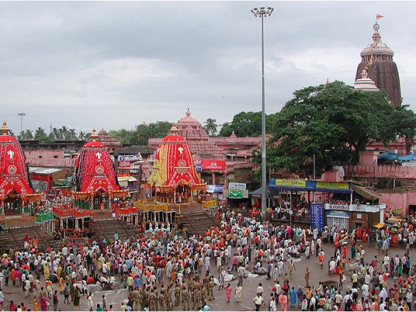 Puri photos, Jagannath Temple - The Yatra
