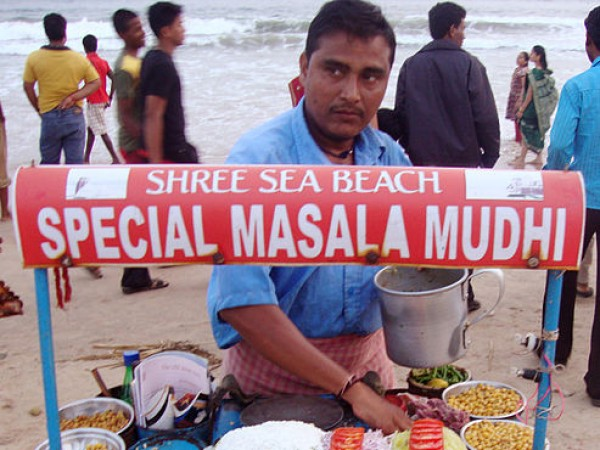 Puri photos, Puri Beach - Street Food