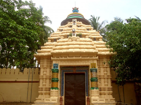 Puri photos, Shree Gundicha Temple - A Front View