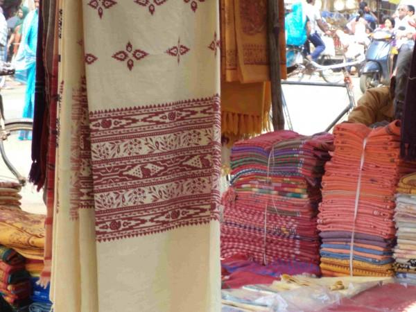 Puri photos, Hand Woven Sarees