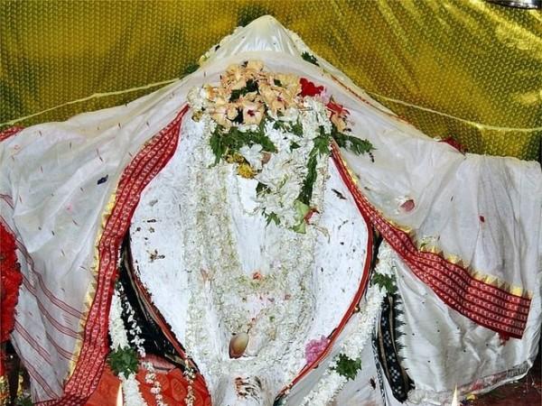 Sambalpur photos, Samaleswari Temple - Maa