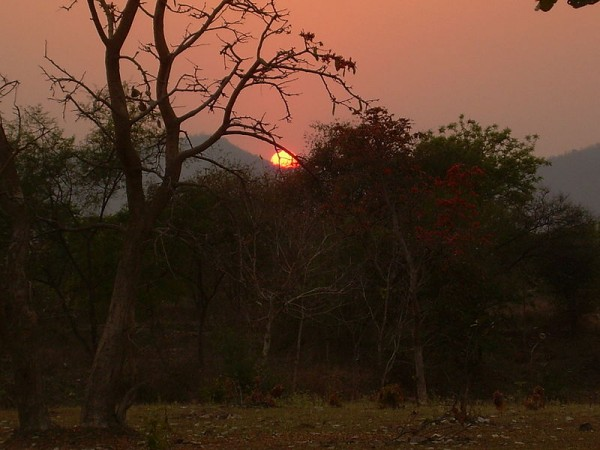 Kalahandi photos, Mesmerising sunset