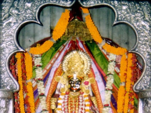 Cuttack photos, Cuttack Chandi Temple - The Deity of the Chandi Temple